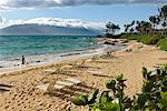 Beach at Wailea, Maui, Hawaii, USA    Stock Photo - Premium Rights-Managed, Artist: Damir Frkovic, Code: 700-01585963