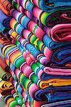 Blankets at Market, Antigua, Guatemala
