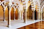 Palacio de la Aljaferia, Zaragoza, Spain    Stock Photo - Premium Rights-Managed, Artist: Jeremy Woodhouse, Code: 700-01587151