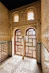 Casa Real, Alhambra, Granada, Andalucia, Spain    Stock Photo - Premium Rights-Managed, Artist: Jeremy Woodhouse, Code: 700-01587205