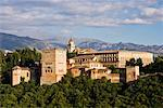 Alhambra, Granada, Spain    Stock Photo - Premium Rights-Managed, Artist: Jeremy Woodhouse, Code: 700-01587210