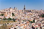 Toledo Skyline, Spain    Stock Photo - Premium Rights-Managed, Artist: Jeremy Woodhouse, Code: 700-01587238