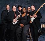 Portrait of Band