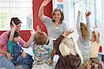 Children at Daycare    Stock Photo - Premium Rights-Managed, Artist: Masterfile, Code: 700-01593831