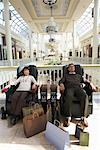 People Resting at the Mall    Stock Photo - Premium Rights-Managed, Artist: Masterfile, Code: 700-01594064