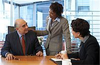 Business Meeting    Stock Photo - Premium Royalty-Freenull, Code: 600-01613758