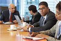 supervising - Portrait of Business People    Stock Photo - Premium Royalty-Freenull, Code: 600-01613781
