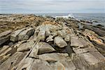 Rocky Cove in Western Head, Liverpool, Nova Scotia, Canada    Stock Photo - Premium Rights-Managed, Artist: dk & dennie cody, Code: 700-01614475