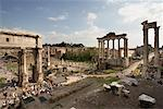 The Forum, Rome, Italy    Stock Photo - Premium Rights-Managed, Artist: Graham French, Code: 700-01616867