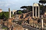 The Forum, Rome, Italy    Stock Photo - Premium Rights-Managed, Artist: Graham French, Code: 700-01616870