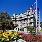 Place Jacques-Cartier and Hotel de Ville, Montreal, Quebec, Canada    Stock Photo - Premium Rights-Managed, Artist: Alberto Biscaro, Code: 700-01630352