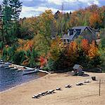 St-Alexis-des-Monts, Mauricie, Quebec, Canada    Stock Photo - Premium Rights-Managed, Artist: Alberto Biscaro, Code: 700-01630354