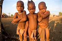 Himba Boys, Namibia, Africa    Stock Photo - Premium Rights-Managednull, Code: 700-01633233