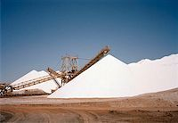 Salt mine Stock Photo - Premium Royalty-Freenull, Code: 653-01661334