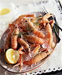 Langoustines Stock Photo - Premium Royalty-Free, Artist: Ikonica, Code: 652-01666853