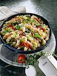Torsade pasta with vegetables Stock Photo - Premium Royalty-Free, Artist: Photocuisine, Code: 652-01667163