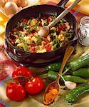 Piperade Stock Photo - Premium Royalty-Freenull, Code: 652-01667642