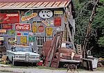 Antique Store, South Tennessee, USA