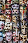 Souvenir Masks, Venice, Italy    Stock Photo - Premium Rights-Managed, Artist: Martin Ruegner, Code: 700-01670845