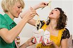 Friends Eating Chinese Food    Stock Photo - Premium Rights-Managed, Artist: Klick, Code: 700-01694603