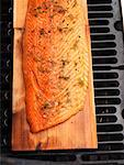 Fish on Grill    Stock Photo - Premium Royalty-Free, Artist: Edward Pond, Code: 600-01695048