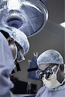 Doctors Performing Open Heart Surgery    Stock Photo - Premium Rights-Managednull, Code: 700-01716542