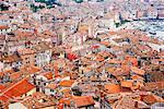 Overview of Rovinj, Croatia    Stock Photo - Premium Royalty-Free, Artist: Jeremy Woodhouse, Code: 600-01717885