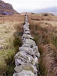 Dry Stone Wall. Stock Photo - Premium Royalty-Free, Artist: IIC, Code: 649-01755204