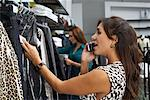 Women Shopping    Stock Photo - Premium Royalty-Free, Artist: Masterfile, Code: 600-01787756