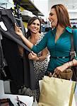 Women Shopping    Stock Photo - Premium Royalty-Free, Artist: Masterfile, Code: 600-01787759