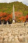 8000 Stone Buddhas at Adashino Nembutsu-ji, Kyoto, Japan    Stock Photo - Premium Rights-Managed, Artist: Jochen Schlenker, Code: 700-01787997