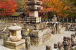 8000 Buddha Statues, Adashino Nembutsu-ji, Kyoto, Japan