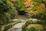 Honen-in Temple, Kyoto, Japan