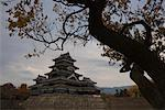 Matsumoto Castle, Matsumoto, Japan    Stock Photo - Premium Rights-Managed, Artist: Jochen Schlenker, Code: 700-01788064