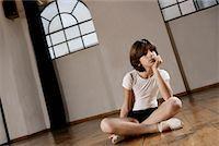 Boy in Dance Studio    Stock Photo - Premium Rights-Managednull, Code: 700-01788386