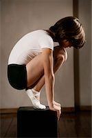 Portrait of Dancer    Stock Photo - Premium Rights-Managednull, Code: 700-01788391