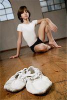 Boy in Dance Studio    Stock Photo - Premium Rights-Managednull, Code: 700-01788393