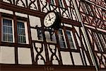 Half Timber House, Trier, Germany