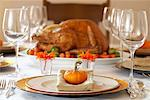 Thanksgiving Dinner    Stock Photo - Premium Rights-Managed, Artist: Peter Reali, Code: 700-01788877