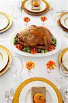 Thanksgiving Dinner    Stock Photo - Premium Rights-Managed, Artist: Peter Reali, Code: 700-01788878