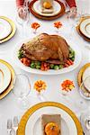 Thanksgiving Dinner    Stock Photo - Premium Rights-Managed, Artist: Peter Reali, Code: 700-01788879