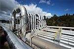 Geothermal Power Station, New Zealand