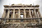 Parthenon Undergoing Restoration, Athens, Greece    Stock Photo - Premium Rights-Managed, Artist: Derek Shapton, Code: 700-01792371