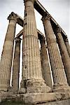 Temple of Zeus, Athens, Greece    Stock Photo - Premium Rights-Managed, Artist: Derek Shapton, Code: 700-01827201