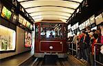 Tram, Hong Kong, China