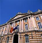 The Capitol, Toulouse, France    Stock Photo - Premium Rights-Managed, Artist: Alberto Biscaro, Code: 700-01838152