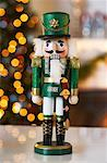 Still Life of Nutcracker    Stock Photo - Premium Royalty-Free, Artist: Masterfile, Code: 600-01838219