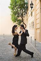 people in argentina - Couple dancing Stock Photo - Premium Royalty-Freenull, Code: 621-01840135