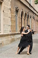 people in argentina - Couple dancing Stock Photo - Premium Royalty-Freenull, Code: 621-01840160