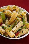Rigatoni with herbs and chili Stock Photo - Premium Royalty-Free, Artist: foodanddrinkphotos, Code: 659-01843809